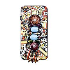"""Для Стразы С узором Своими руками Кейс для Задняя крышка Кейс для Рисунок """"Ловец снов"""" Твердый Акрил для AppleiPhone 7 Plus iPhone 7"""