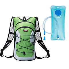 halpa Selkäreput ja laukut-12 L Backpack varten Vapaa-ajan urheilu Retkeily ja vaellus Matkailu Urheilulaukut Vedenkestävä Käytettävä Iskunkestävä Monitoiminen