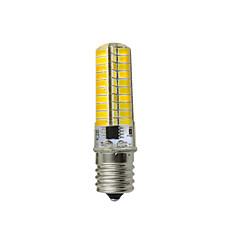 お買い得  LED 電球-3W 130-150lm E17 LEDコーン型電球 T 80 LEDビーズ SMD 5730 装飾用 温白色 クールホワイト 12V 220-240V