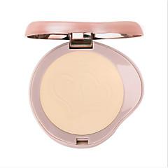 1pcs twarz proszku nawilżająca kontrola oleju koncentrat proszku makijaż mineralny