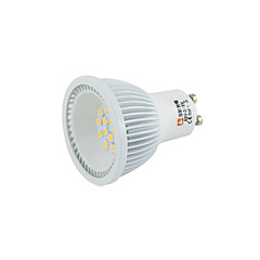 abordables Bombillas LED-5W 330-380 lm E14 GU10 GU5.3(MR16) GX5.3 E27 B22 Focos LED MR16 15 2835 leds SMD 2835 Blanco Cálido Blanco Fresco Blanco Natural Rosa