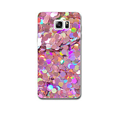 billige Galaxy Note 4 Etuier-Til samsung note 5 note 4 case cover ultra tynde mønster bagcover case flise soft tpu til samsung note 3