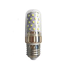 10W E14 E27 LED a pannocchia T SMD 2835 1000 lm Bianco caldo Bianco K V