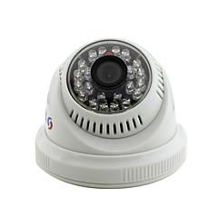 Χαμηλού Κόστους Συστήματα CCTV-Yanse® cctv home surveillance ir θόλος θόλος κάμερα ασφαλείας - 24pcs υπέρυθρες leds