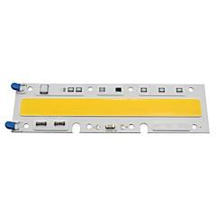 billige LED-Smart ic ip65 floodlight ledet cob chip 70w 220v integreret rektangel led pære lys varme / cool hvid (1 stk)