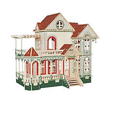 Puzzle 3D Puzzle Jucarii Clădire celebru Casă Arhitectură 3D Simulare Unisex Bucăți