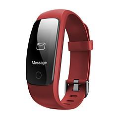 hhy id107plus hjertefrekvens smart armbånd bevægelsesinformation opkald påmindelser sundhed sporing armbånd