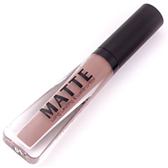 Lipgloss Nat Mat Vloeistof Vochtigheid Langdurig Naturel waterdicht Ademend 1