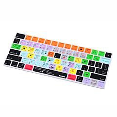 abordables Fundas para Teclado Mac-Xskn® ableton live suite teclado de silicona para el teclado mágico versión 2015 (us / eu layout)