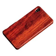 Cornmi for sony xperia z3 деревянный корпус корпуса из бамбука корпус сотового телефона деревянный корпус для защиты от шума