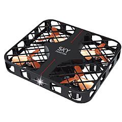드론 IDEAFLY 382 4CH 6 축 - LED조명 리턴용 1 키 헤드레스 모드 360동 플립 비행 호버 배터리 충전 알림 RC항공기 리모컨 USB 케이블 사용자 메뉴얼