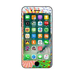Χαμηλού Κόστους Αυτοκόλλητα για iPhone-1 τμχ Αυτοκόλλητο Καλύμματος για iPhone 7 Plus iPhone 7 iPhone 6s Plus/6 Plus iPhone 6s/6 iPhone SE/5s/5 iPhone 5 iPhone 4/4s Προστασία