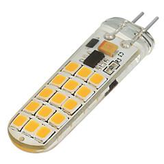 G4 Luci LED Bi-pin T 30 LED SMD 2835 Oscurabile Bianco caldo Luce fredda 200-300lm 3000/6500