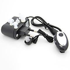 新しい充電式BTE補聴器のN-H調整audiphoneサウンドアンプEUアダプタ
