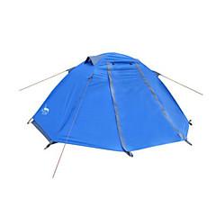 DesertFox® 1 Persona Tienda Doble Carpa para camping Una Habitación Tienda de Campaña Plegable Impermeable Resistente a la lluvia Muy