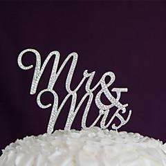 Sisustus Tool Kirjain for Cake Ruostumaton teräs Tee se itse Korkealaatuinen Tarttumaton