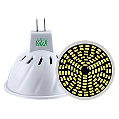 preiswerte LED-Birnen-5W GU10 GU5.3(MR16) LED Spot Lampen MR16 128 Leds SMD 3014 Abblendbar Dekorativ Warmes Weiß Kühles Weiß Natürliches Weiß 400-500lm