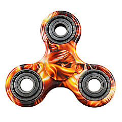 Fidget spinners Hand Spinner Speeltjes Tri-Spinner ABS EDCRelieves ADD, ADHD, Angst, Autisme voor Killing Time Focus Toy Stress en angst
