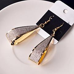 preiswerte Ohrringe-Damen Tropfen-Ohrringe - Klassisch Schwarz / Silber / Golden Für Hochzeit Party Alltag