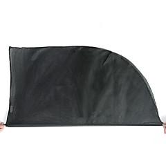 abordables Protección Ocular-Malla universal 2 piezas de ventana de protección solar parasol lateral
