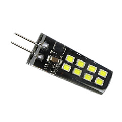 YWXLight® 3W G4 LED Bi-pin Lights 16SMD 2835 200-300lm Warm White Natural White White 2800/4000/6000K 12-24V