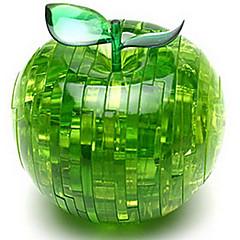 رخيصةأون -قطع تركيب3D تركيب كريستال ألعاب Apple 3D بلاستيك غير محدد قطع