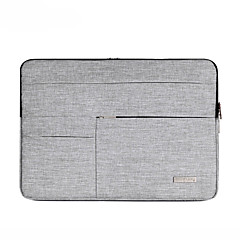 preiswerte Laptop Taschen-13.3 14.1 15.6 Zoll Multipocket ultradünner Computerbeutel-Notizbuch-Hülsenkasten für Oberfläche / dell / hp / samsung / sony usw.