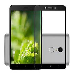 Недорогие Защитные плёнки для экранов Xiaomi-Защитная плёнка для экрана XIAOMI для Xiaomi Redmi Note 4X Закаленное стекло 1 ед. Защитная пленка на всё устройство 2.5D закругленные