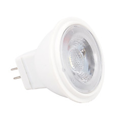 cheap LED Bulbs-2W 100-120 lm GU4(MR11) LED Spotlight MR11 3 leds SMD 2835 Dimmable Warm White Cold White AC/DC 12