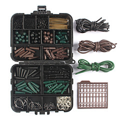 abordables Herramientas de Pesca-Kits de Pesca Alta calidad Multifunción Acero de carbono Pesca de Mar Pesca a la mosca Pesca de baitcasting Pesca en hielo Pesca al
