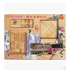 رخيصةأون -ألعاب ألعاب مربع خشب قطع غير محدد هدية