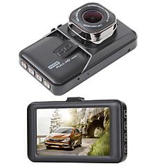 preiswerte Autozubehör-Y1 Full HD 1920 x 1080 Auto dvr 170 Grad Weiter Winkel 3 Zoll Autokamera mit G-Sensor / Parkmodus / Bewegungsmelder Auto-Recorder