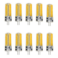 YWXLight® 5W G4 LED Bi-pin Lights 72 leds SMD 5730 500-600lm Warm White Cold White 2800-3200/6000-6500