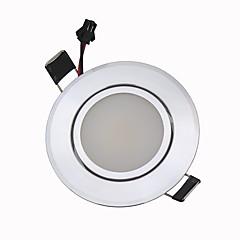 billige Indendørsbelysning-9W lysdioder LED nedlys Varm hvid Kold hvid AC85-265
