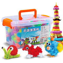 DHZ-kit Poppen Bouwblokken 3D-puzzels Ballen Educatief speelgoed Wetenschap & Ontdekkingspeelgoed Voertuig Speelgoed voor volwassenen