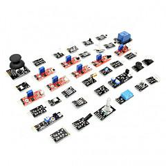 Χαμηλού Κόστους KIT-Κιτ δομοστοιχείου αισθητήρα 37 σε 1 για arduino