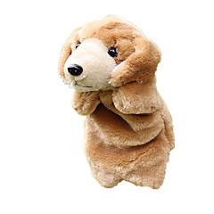 Plüschtiere Puppen Bildungsspielsachen Fingerpuppe Spielzeuge Hunde Tiere Kind Stücke