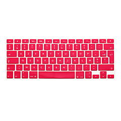 Silicona Funda para teclado Para 13.3 '' 15.4 ''MacBook Pro 15 Pulgadas con Pantalla Retina MacBook 12'' MacBook Air 11'' MacBook Air
