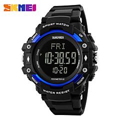 preiswerte Damenuhren-Herrn digital Digitaluhr Armbanduhr Smartwatch Sportuhr Chinesisch Kalender Chronograph Herzschlagmonitor Wasserdicht Schrittzähler