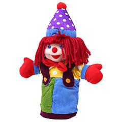preiswerte -Puppen Fingerpuppe Spielzeuge Clown Zeichentrick Kind Stücke