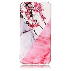 halpa Huawei kotelot / kuoret-Huawei P10 plus p10 lite suojus IMD takakansi tapauksessa marmori pehmeä TPU kotelo Huawei nauttivat 6s P8 lite (2017) P9 lite P8 lite