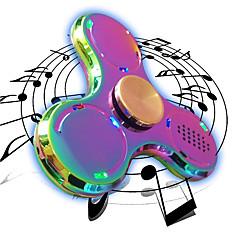 Fidget Spinned Fidget spinners Hand Spinner Speeltjes Tri-Spinner LED Spinner Metaal Stuks Jongens Meisjes Geschenk