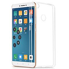 Til xiaomi max2 ximalong mobil taske gennemsigtig tpu telefon cover beskyttelseskal egnet til xiaomi max2 soft shell gennemsigtig