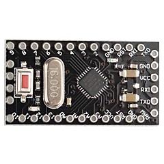 お買い得  Arduino 用アクセサリー-プロミニアップグレードバージョン5v 16mhz atmega328pモジュール
