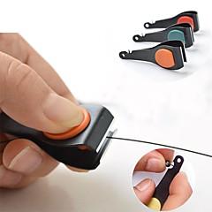 1 個 ハサミ ラインカッター&はさみ 釣りツール グラム/オンス mm インチ,ステンレス+プラスチック
