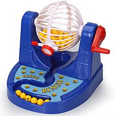 BINGO Ernie Brettspiel Spielzeuge Spielzeuge Kreisförmig Eltern-Kind Spiele keine Angaben 1 Stücke