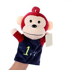 Plüschtiere Puppen Fingerpuppe Spielzeuge Tiere Baby Stücke