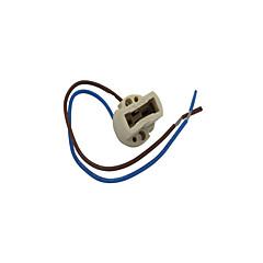 G9 led stripline keraaminen lampunpitimen korkean lämpötilan kestävä lanka 20cm