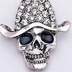 billige Brocher-Dame Brocher Smykker Enkelt design Legering Smykker Smykker Til Halloween Hverdag Ceremoni Fødselsdagsfest
