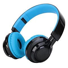 voordelige Headsets & Hoofdtelefoons-WT07 Op het oor Hoofdband Draadloos Hoofdtelefoons Platte Magnetische Muovi Mobiele telefoon Aandrijving Sport & Fitness koptelefoon Met